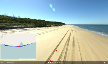 Fraser Island Graphic Tour